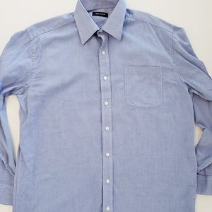 Nautica Long Sleeve Button Up